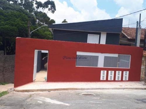 Imagem 1 de 12 de Casa Para Alugar, 35 M² Por R$ 1.150,00/mês - Jardim Virginia Bianca - São Paulo/sp - Ca0397