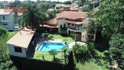 Imagem 1 de 30 de Chácara Com 5 Dormitórios À Venda, 2400 M² Por R$ 2.250.000,00 - Vale Verde - Valinhos/sp - Ch0044
