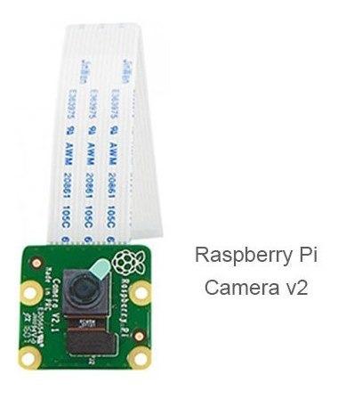 Raspberry Pi Módulo De Cámara V2 - 8mp 1080p30 / Raspberry P