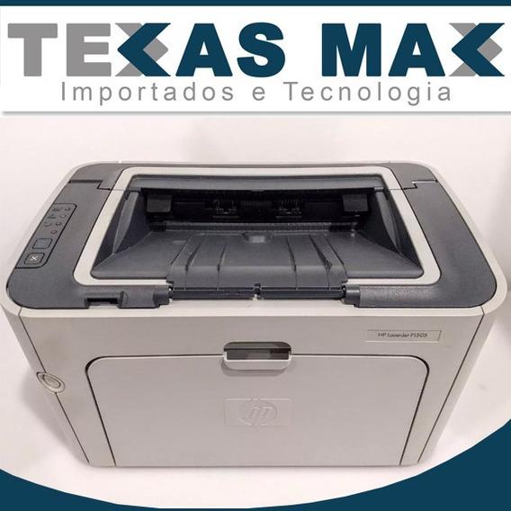Impressora Laser Jet P1505 Monocromática