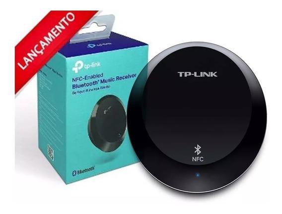 Receptor De Áudio Tp-link Bluetooth Music Receiver Ha100 Nfe