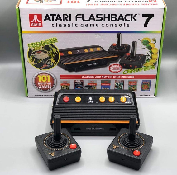 Atari Fleshback 7 Novo