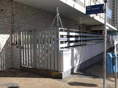 Apartamento Com 3 Dormitórios À Venda, 122 M² Por R$ 480.000 - Centro - Campinas/sp - Ap0811