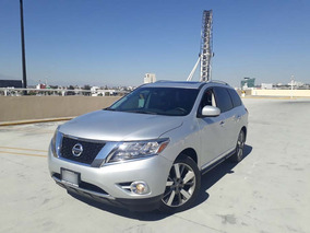 Nissan Pathfinder 2014 Exclusive Doble Quemacocos Dvd Camara