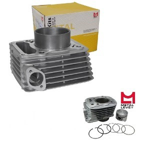 Kit Cilindro Titan 150 Bros 150 E Fan 150.
