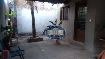 Casa Residencial À Venda, Umuarama, Araçatuba. - Ca0877