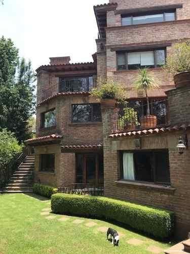 Hermosa Residencia Colonial Junto Al Desierto De Los Los Leo