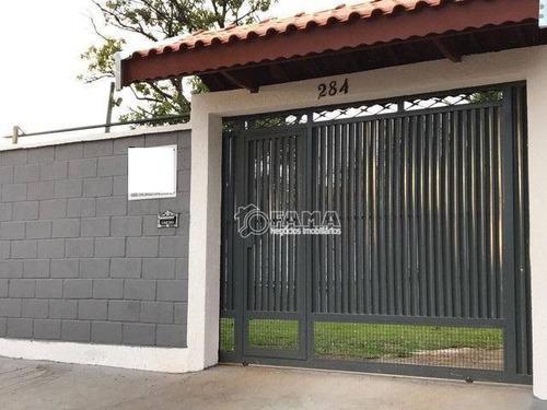 Chácara Com 1 Dormitório À Venda, 1000 M² Por R$ 1.000.000,00 - Recanto Feliz - Paulínia/sp - Ch0026