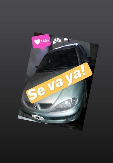 Renault Mégane Ii 2002 1.9 Rt 5 P