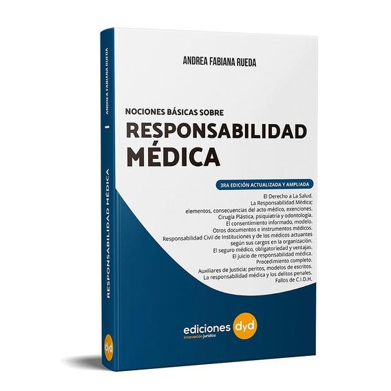 Responsabilidad Médica 2019. Rueda Andrea