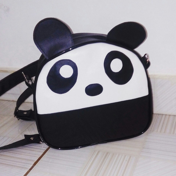 Mine Mochila Panda.