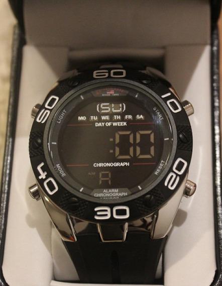 Relógio U.s. Polo Assn - Original Eua