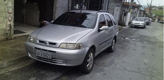 Fiat Palio Weekend 1.8 Stile 5p 2003