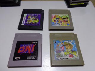 Juegos Para Game Boy Japoneses $ C/u