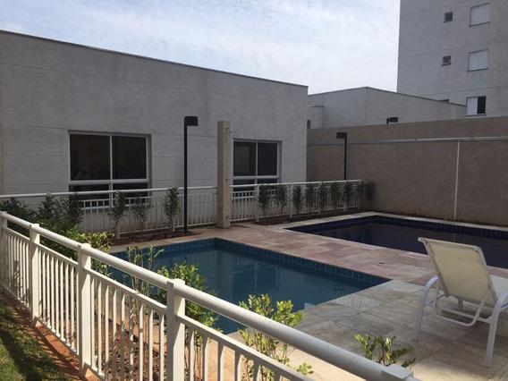Apartamento Em Quinta Da Paineira, São Paulo/sp De 45m² 2 Quartos Para Locação R$ 1.390,00/mes - Ap287008