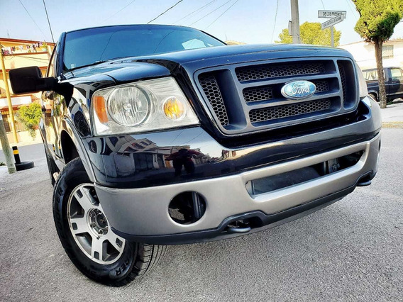 Ford Lobo Xlt Cabina 1/2 2008
