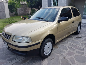 Vw Pointer Mi, Mod. 2004, Color Beige Metálico, ¡precioso!