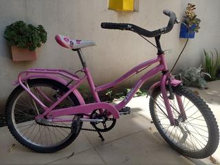 Bicicleta Nena Rodado 20. Excelente Estado.