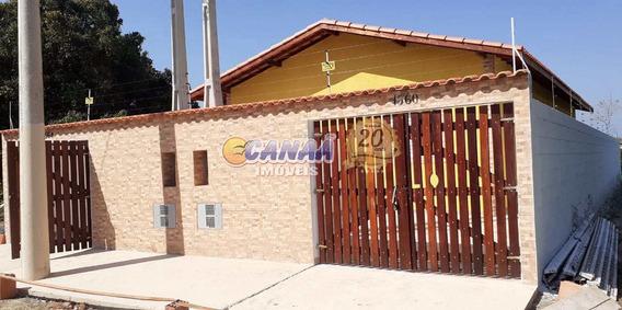 Casa À Venda 2 Dorms Em Itanhaém, Jardim Suarão - Ref 8087 E