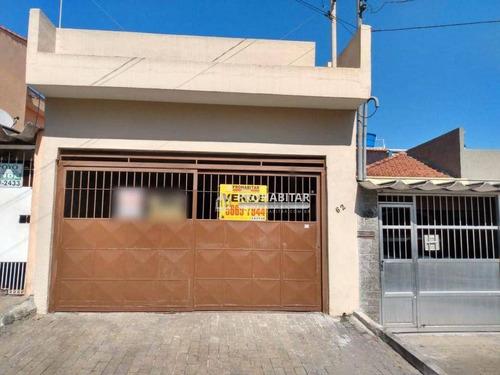 Imagem 1 de 18 de Casa Com 3 Dormitórios À Venda, 100 M² Por R$ 440.000,00 - Terceira Divisão De Interlagos - São Paulo/sp - Ca3598