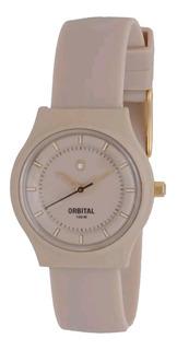 Reloj Orbital Unisex Modelo Ed393178 Agente Oficial Local Belgrano