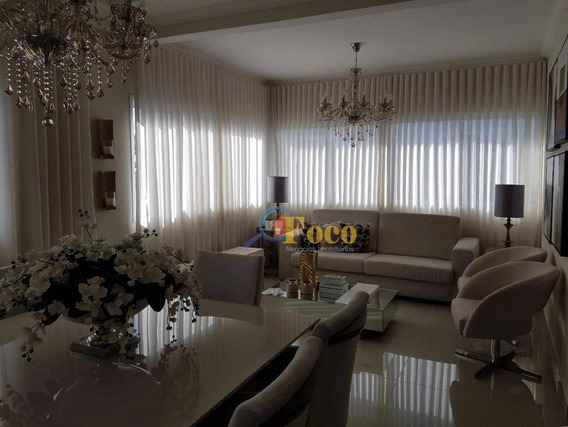 Casa Com 3 Suítes, Espaço Gourmet E Ofurô, Em Condomínio Fechado De Itatiba/ Sp - Ca0766