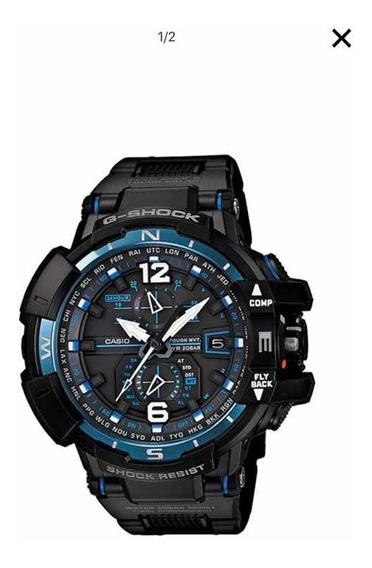 Relógio Casio G-shock Gw-1100fc- 1a (usado)