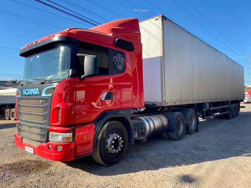 Imagem 1 de 13 de Scania G420 6x2