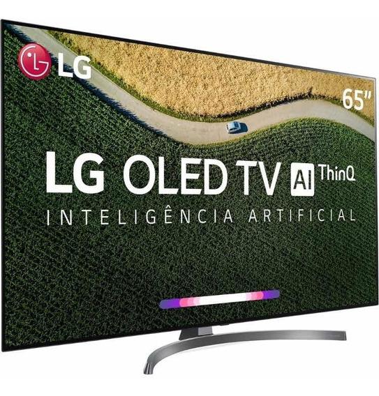 Smat Tv Lg Oled 65 C/ Hdr Ativo + Dolby Vision + Etc