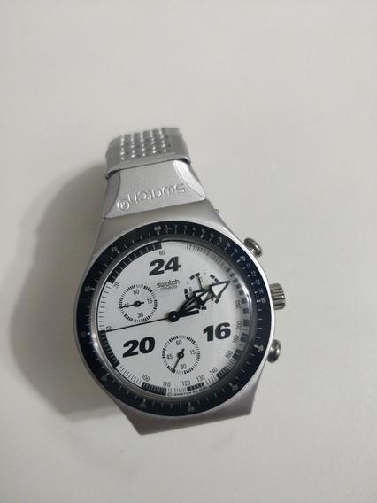 Relógio Swatch Irony Raridade Muito Novo Com Caixa Original