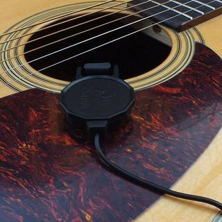 Clip Micrófono Para Guitarra Acústica A Plug 6.3mm