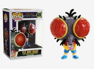 Funko Pop Simpsons Fly Boy Bart