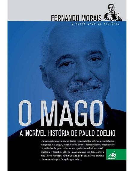 Livro - O Mago: A Incrível História De Paulo Coelho