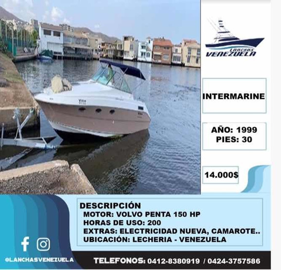 Lancha Intermarine 30 Lv112
