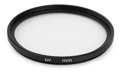 Filtro Ultravioleta Uv Objetiva Lente 62mm Nikon Canon Etc