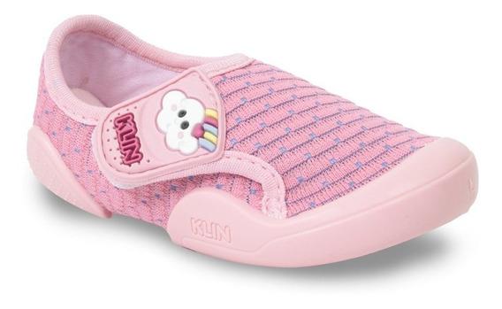 Sapato Infantil Klin New Confort Menina 179.027000