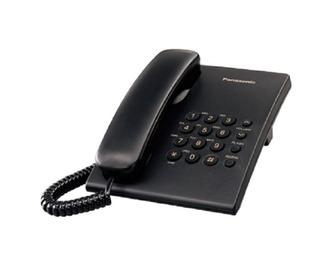 Telefono Panasonic Kx-ts500 Negro Usado