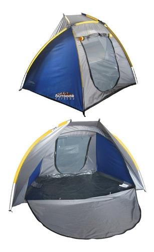 Carpa De Playa Nat Geo Con Filtro Uv Hogar Y Camping