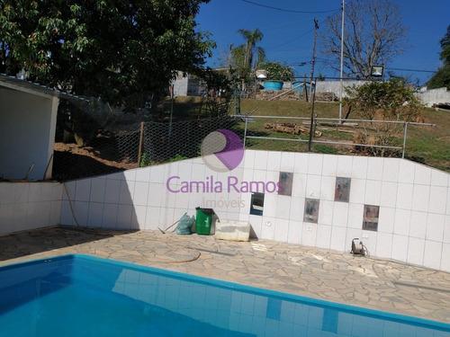 Chácara Com 4 Dormitórios- Santa Isabel/sp. - Ch00056 - 68926687
