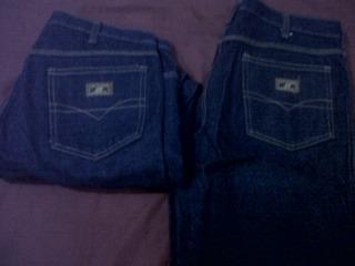 Pantalones Industriales 3 Costuras Jean Clark Talla 32,36,38