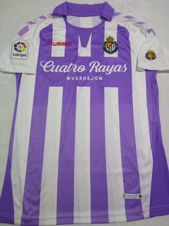 Camisa Do Real Valladolid Pronta Entrega