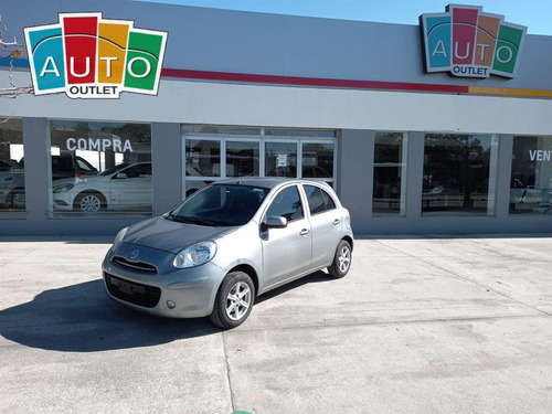 Nissan March Full 2013