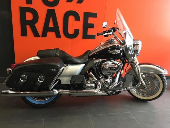 Harley Davidson - Road King Classic - Prata
