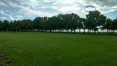 Rancho Residencial À Venda, Zona Rural, Araçatuba. - Ra0009