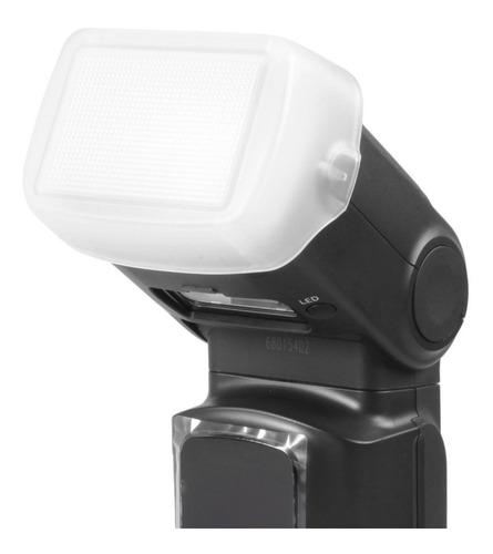 Imagem 1 de 4 de Difusor Flash Speedlight Yongnuo 968 Ex Rt 968ex
