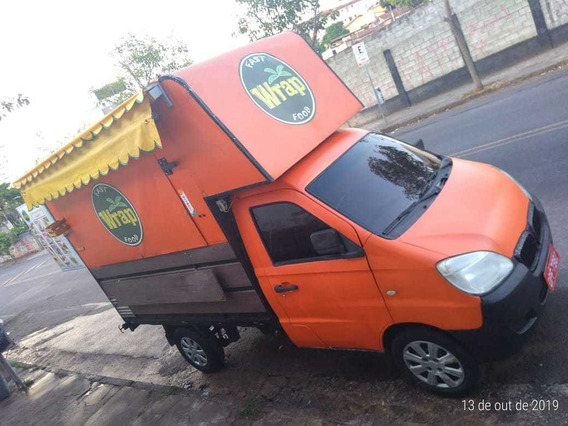 Food Truck, Shineray T20 2012