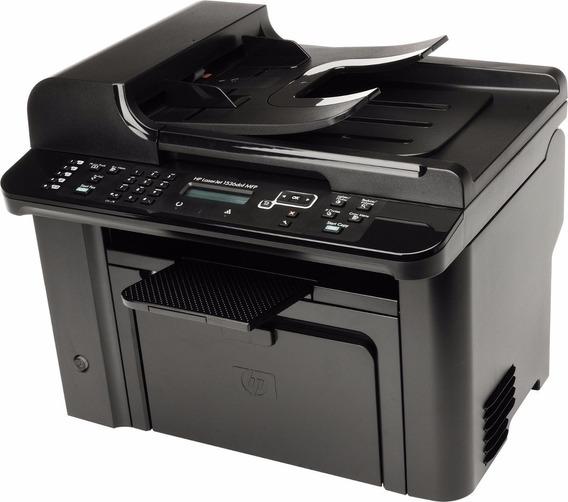Impressora Multifuncional Laser Hp 1536dnf C/5 Toner Compl