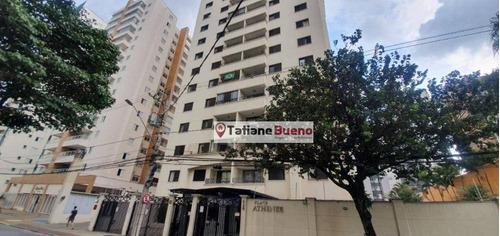 Apartamento Com 3 Dormitórios À Venda, 86 M² Por R$ 432.000 - Jardim Aquarius - São José Dos Campos/sp - Ap2414