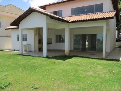 Casa Em Macaé Com 4 Suites Em Condomínio