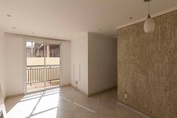Apartamento No 1º Andar Com 2 Dormitórios E 1 Garagem - Id: 892929070 - 229070